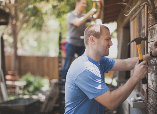 Serve in the Community - Life Chapel has multiple Serve the Community days planned for you to use your gifts and love others. Projects include community tent outreaches, kid's fun community days, local work days on widows homes and more.