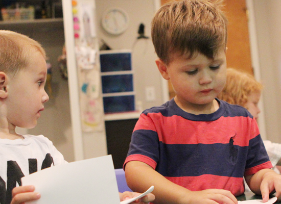 Preschool - 3 TO 4 YEARSFun and engaging lessons, songs, and crafts to help each child learn about Jesus and His love.