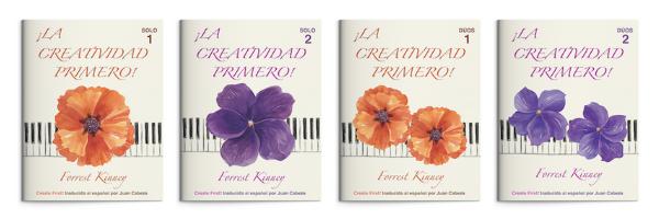 La Creatividad primero! — PDFs, Forrest Kinney