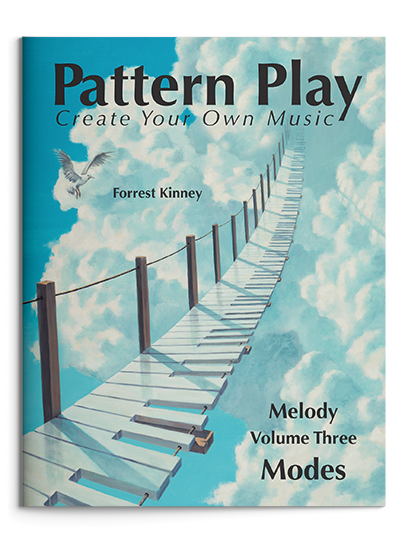 Pattern Play Volume 3 Piano Book, Forrest Kinney