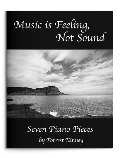 Music is Feeling, Not Sound