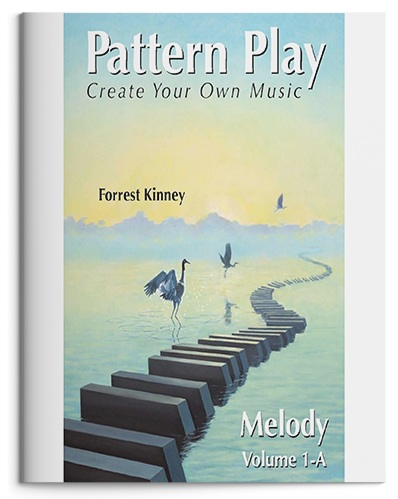 Pattern Play Piano Book, Forrest Kinney