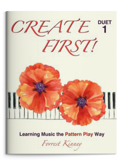 Create First Duet 1 cover, Forrest Kinney