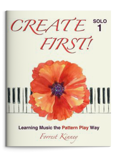 Create First Solo 1 cover, Forrest Kinney