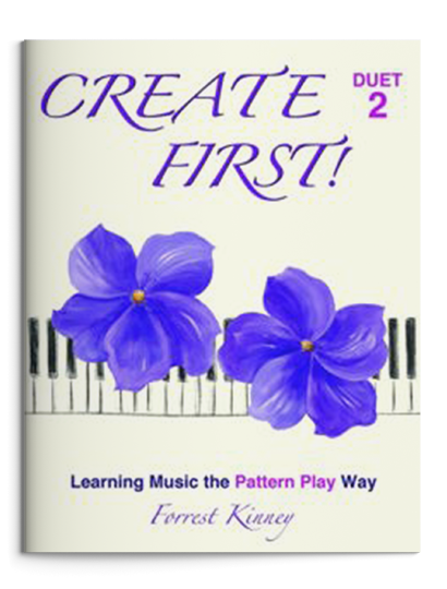 Create First Duet 2 cover, Forrest Kinney