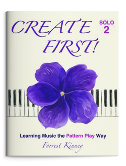 Create First Solo 2 cover, Forrest Kinney