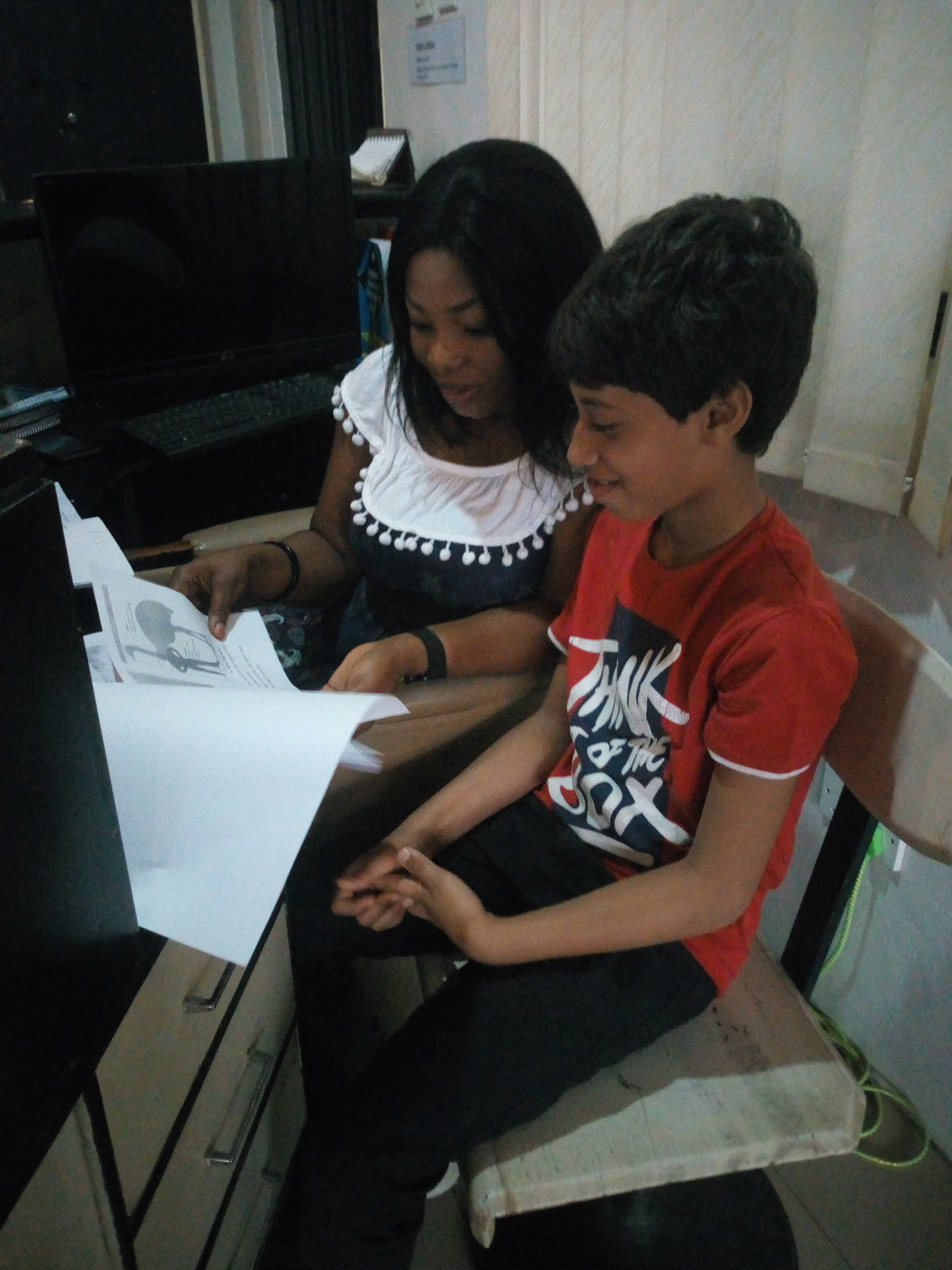 One-on-one with Ms. Bunmi