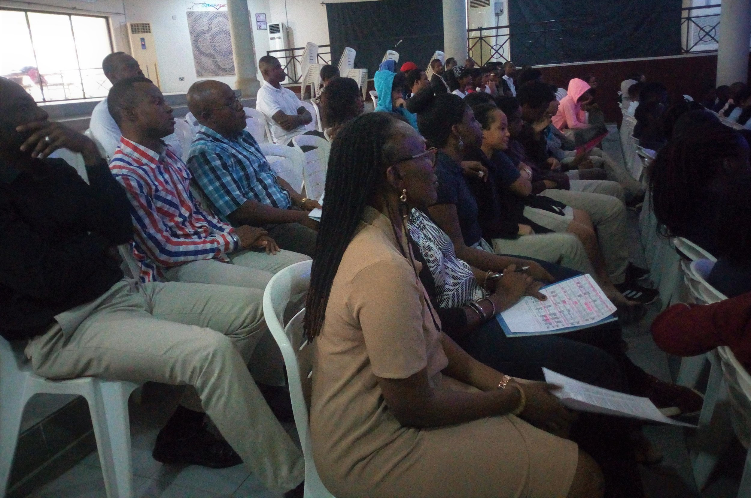 Thoughtful concepts revealed at the Emotional Intelligence Seminar