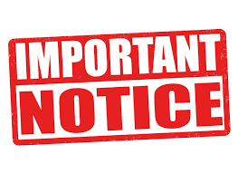 Due to the postponement of elections, school will be in session Monday, February 18th. - All other information for Sports Daze and days off will be shared next week! Thanks for your understanding!