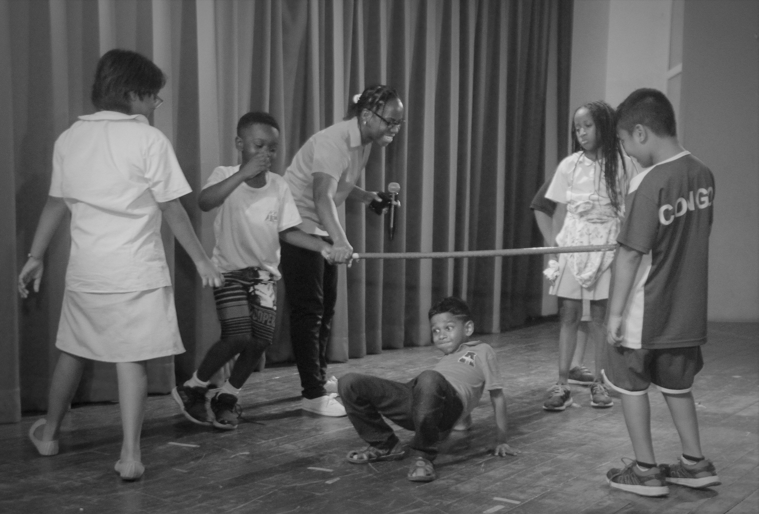 Birthday challenge, LIMBO! How LOW can you GO!?!?