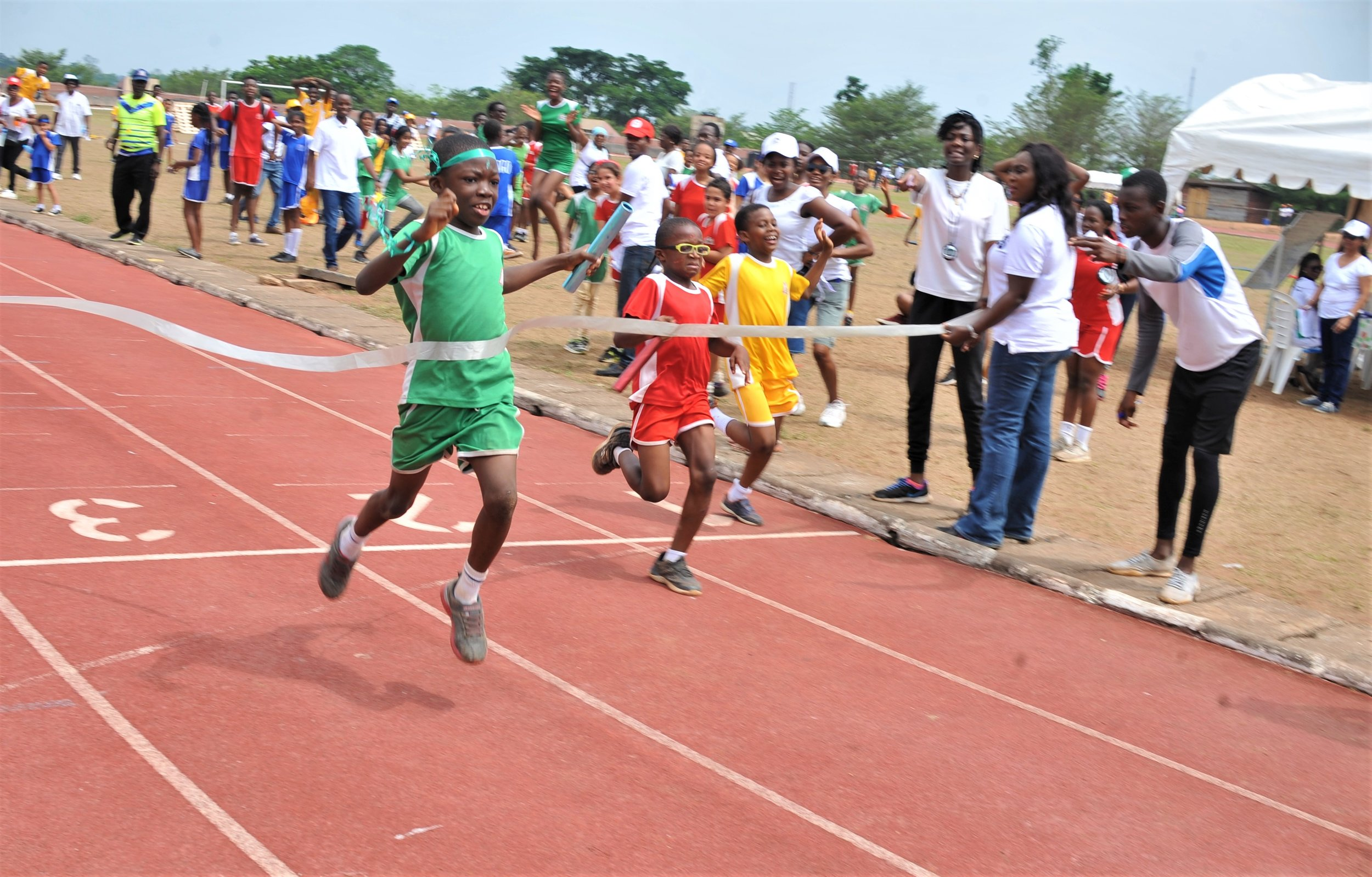 ACA Sport Daze Track