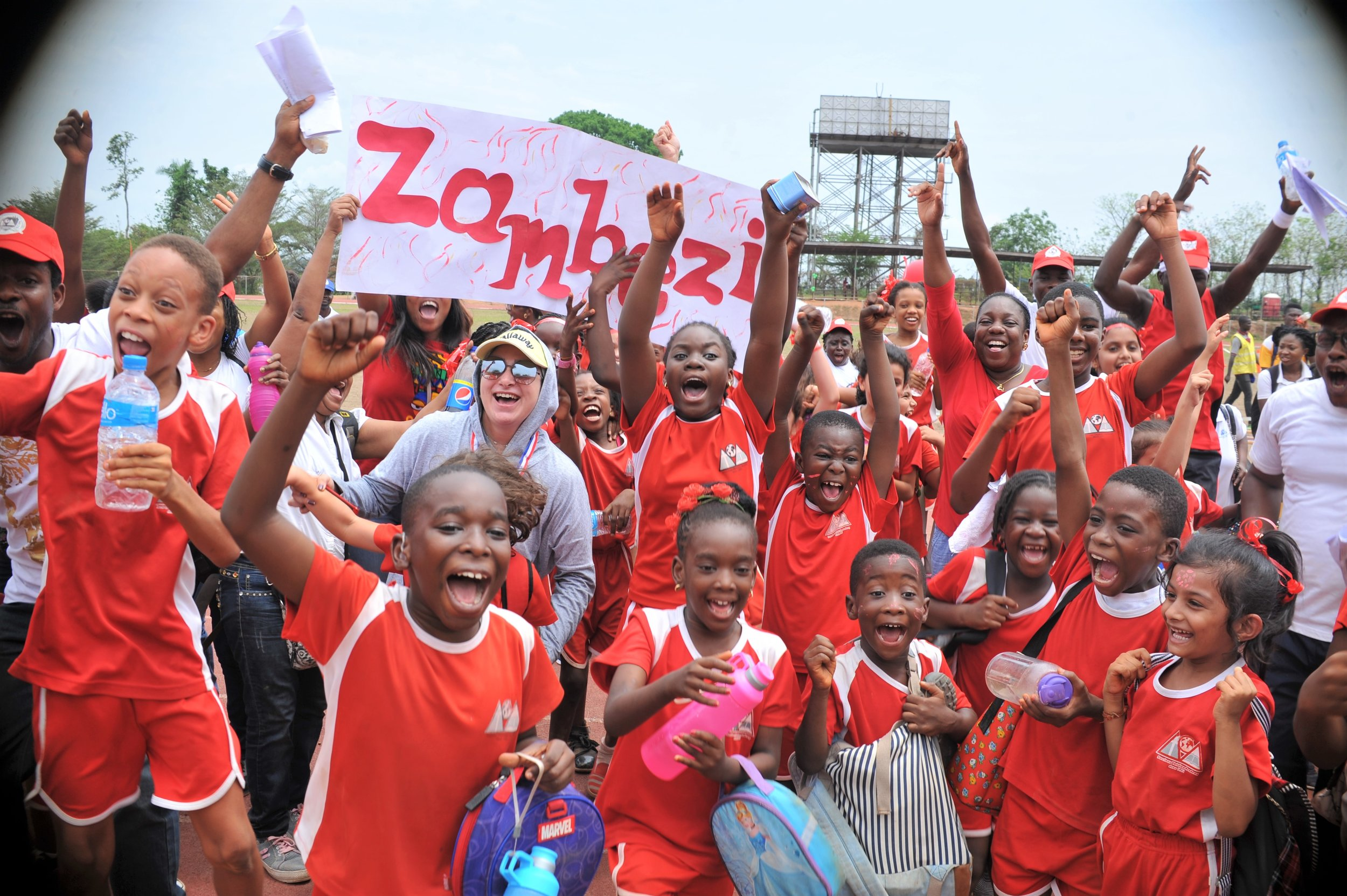 Zambezi! ACA Sport Daze Winners