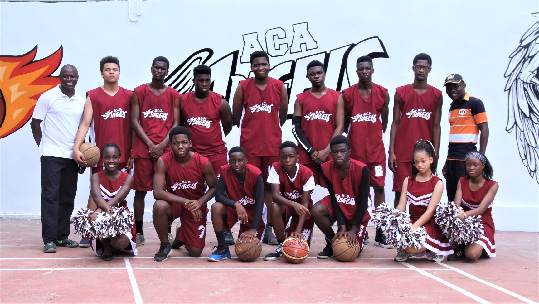 ACA Basketball Team