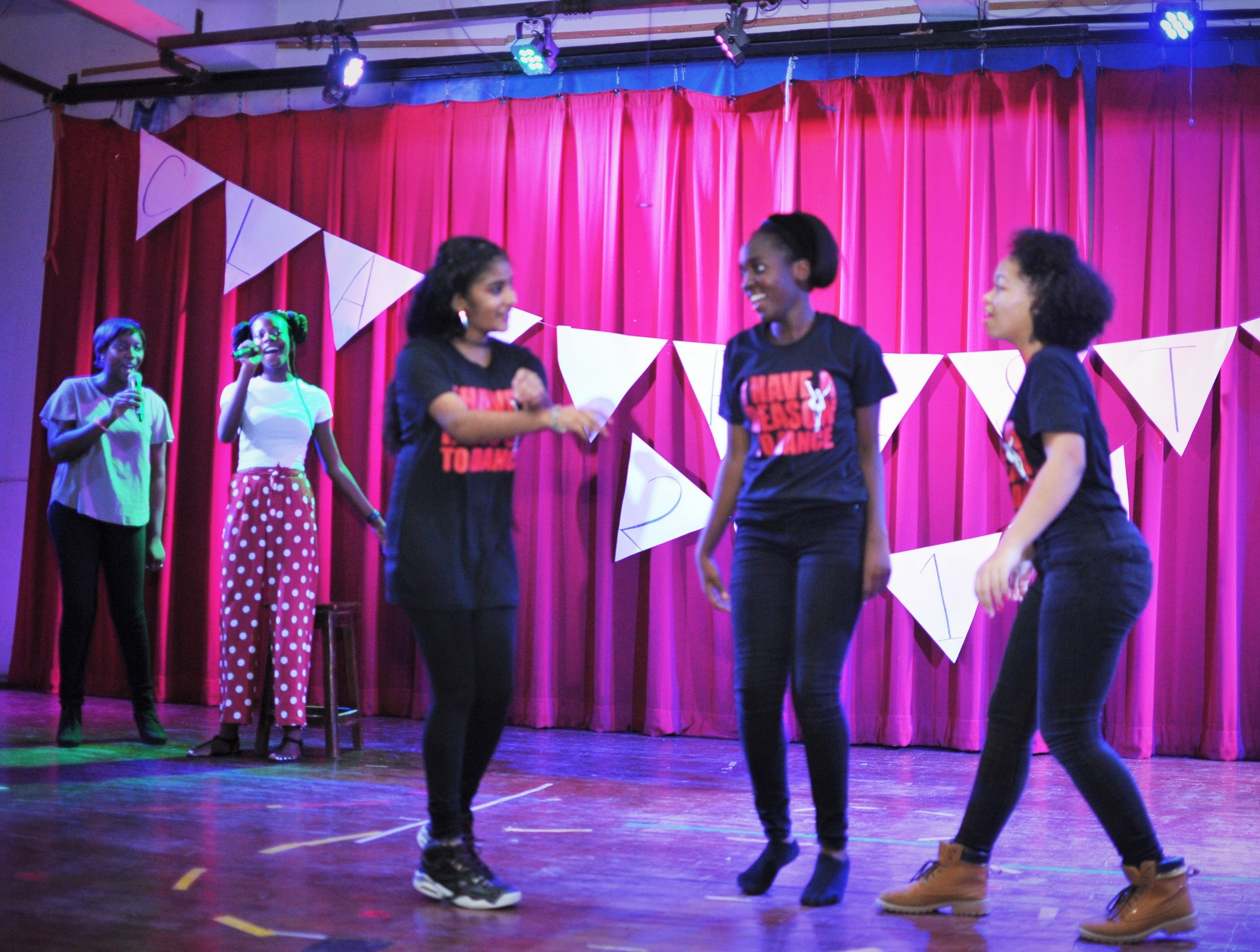 "ACA's Vocal Performance Club gave us an inspiring Grand Finale with ""This is Me!"" a song made popular by the award-winning musical ""The Greatest Showman."""