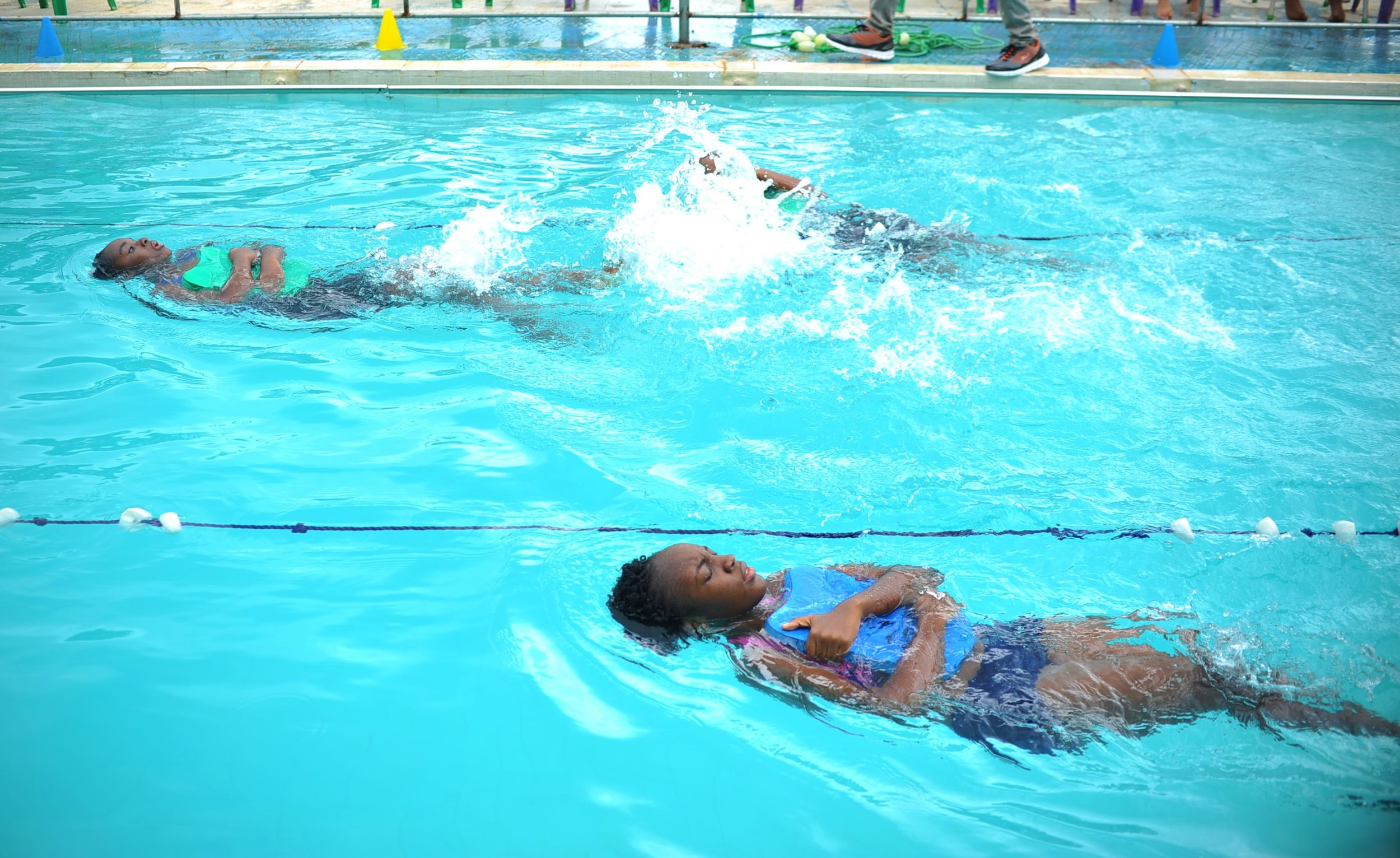 Senior school Swimming Gala!
