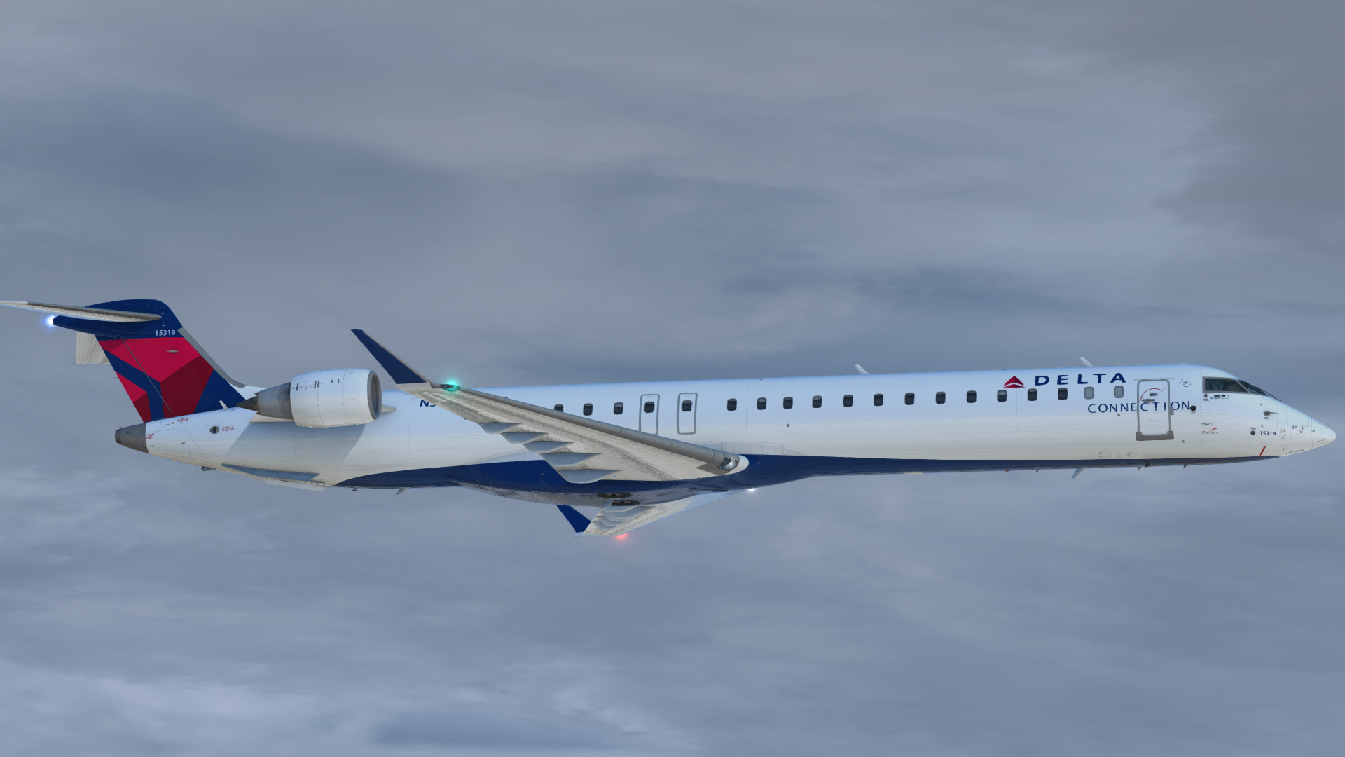 Aerosoft CRJ - Click the download button to start downloading the Reflection Profiles for the Aerosoft CRJ.