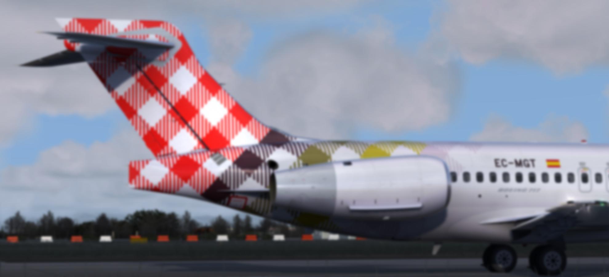 TFDi Designs 717 -