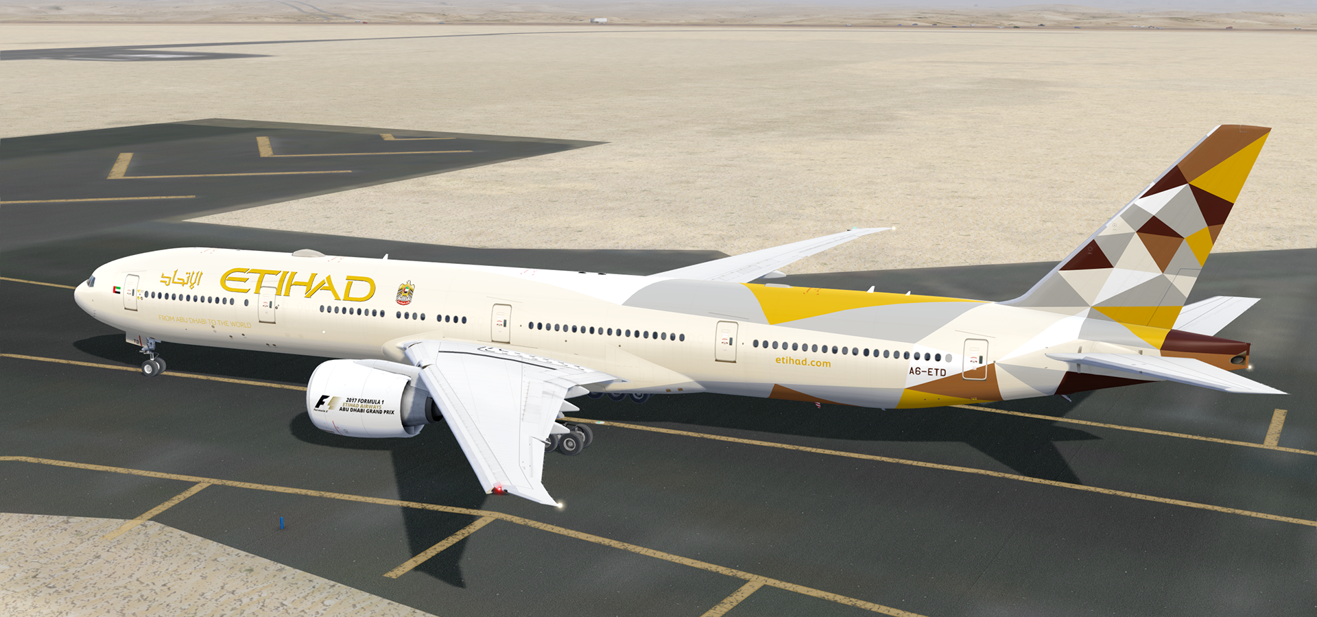 iniBuilds - PMDG 777 Liveries