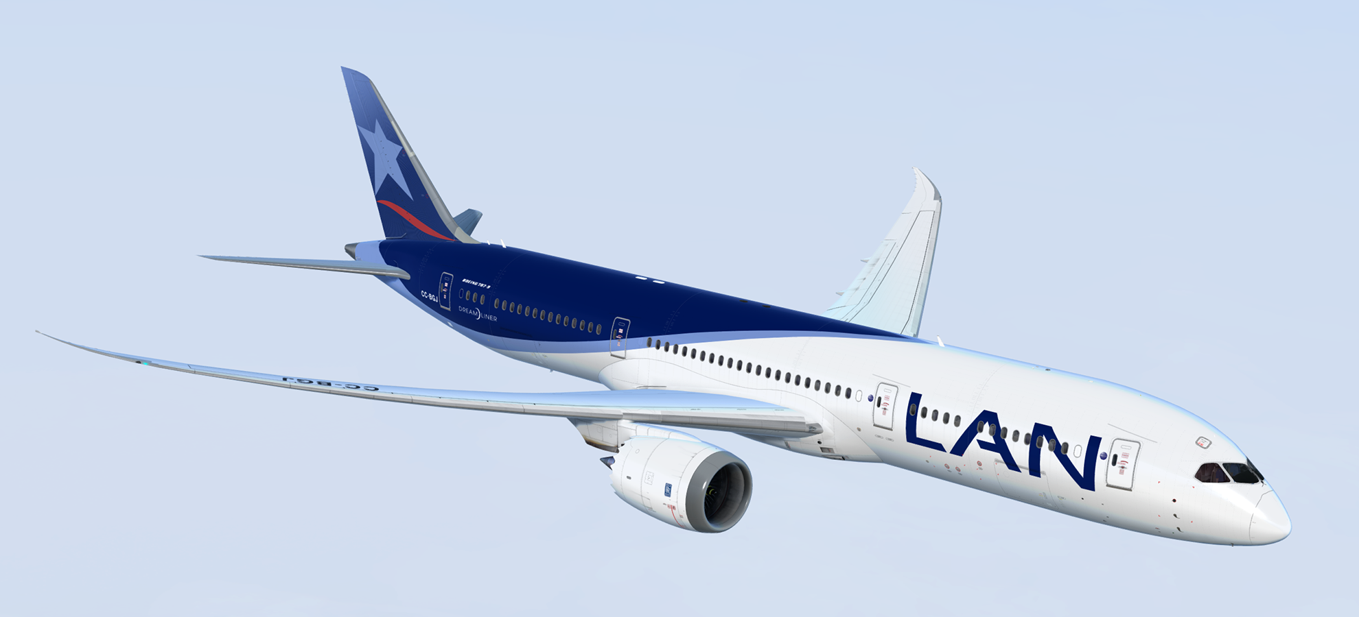 iniBuilds - QualityWings 787 Liveries