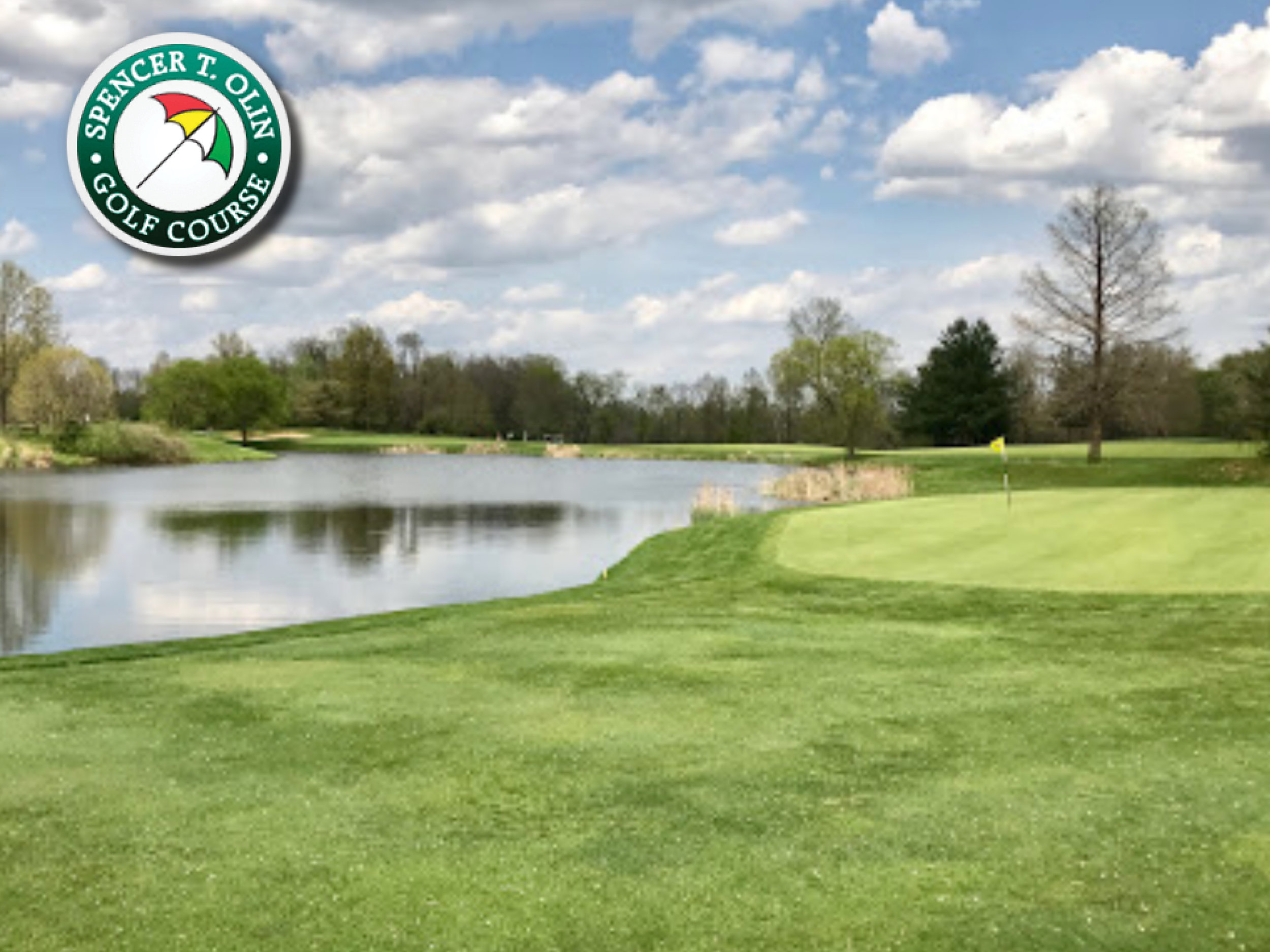 Alton, IL - Spencer T. Olin Golf CourseSUNDAY, MAY 19th$95