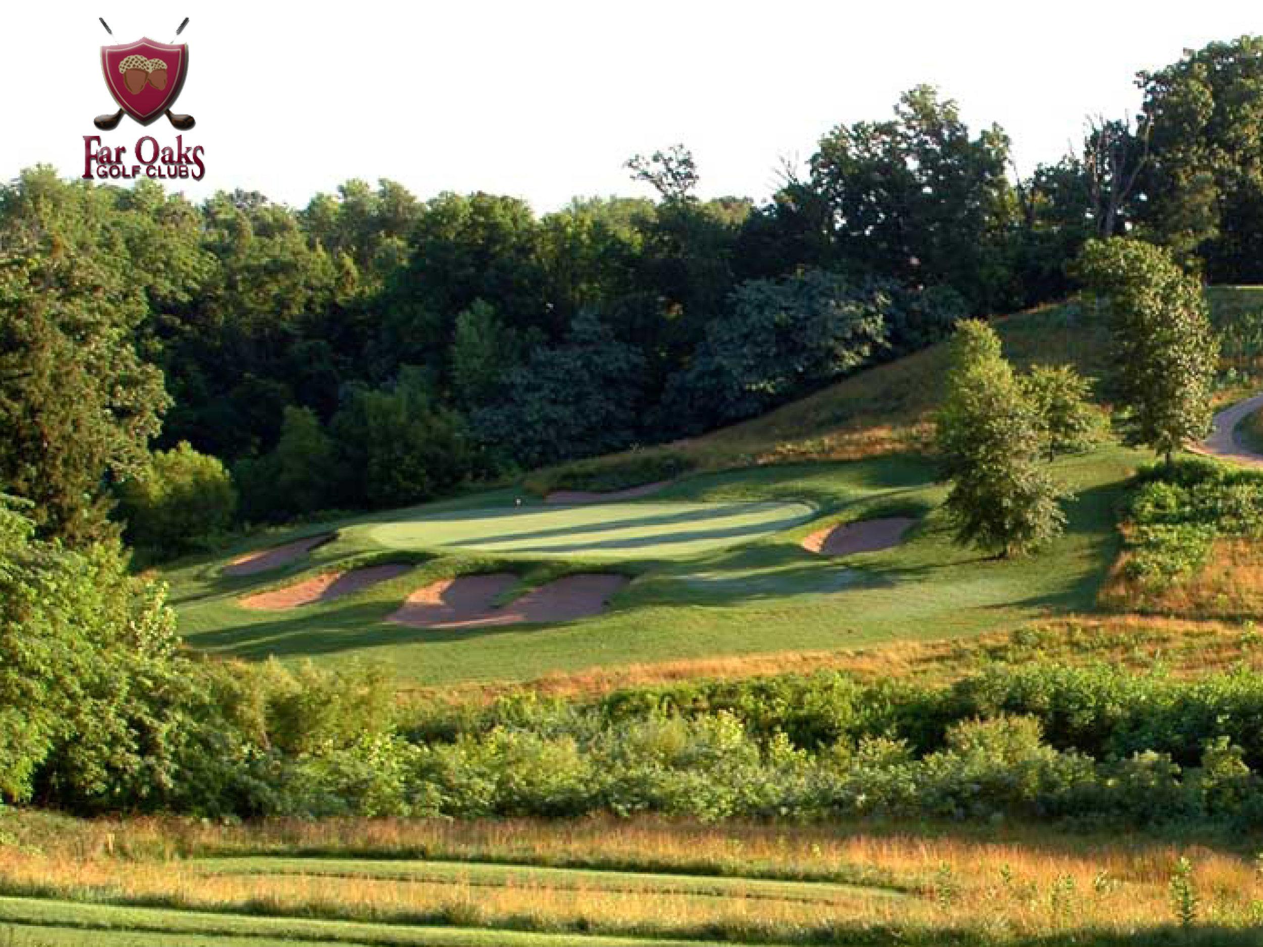 CASEYVILLE, IL - Far Oaks Golf ClubSunday, JUly 28th$110