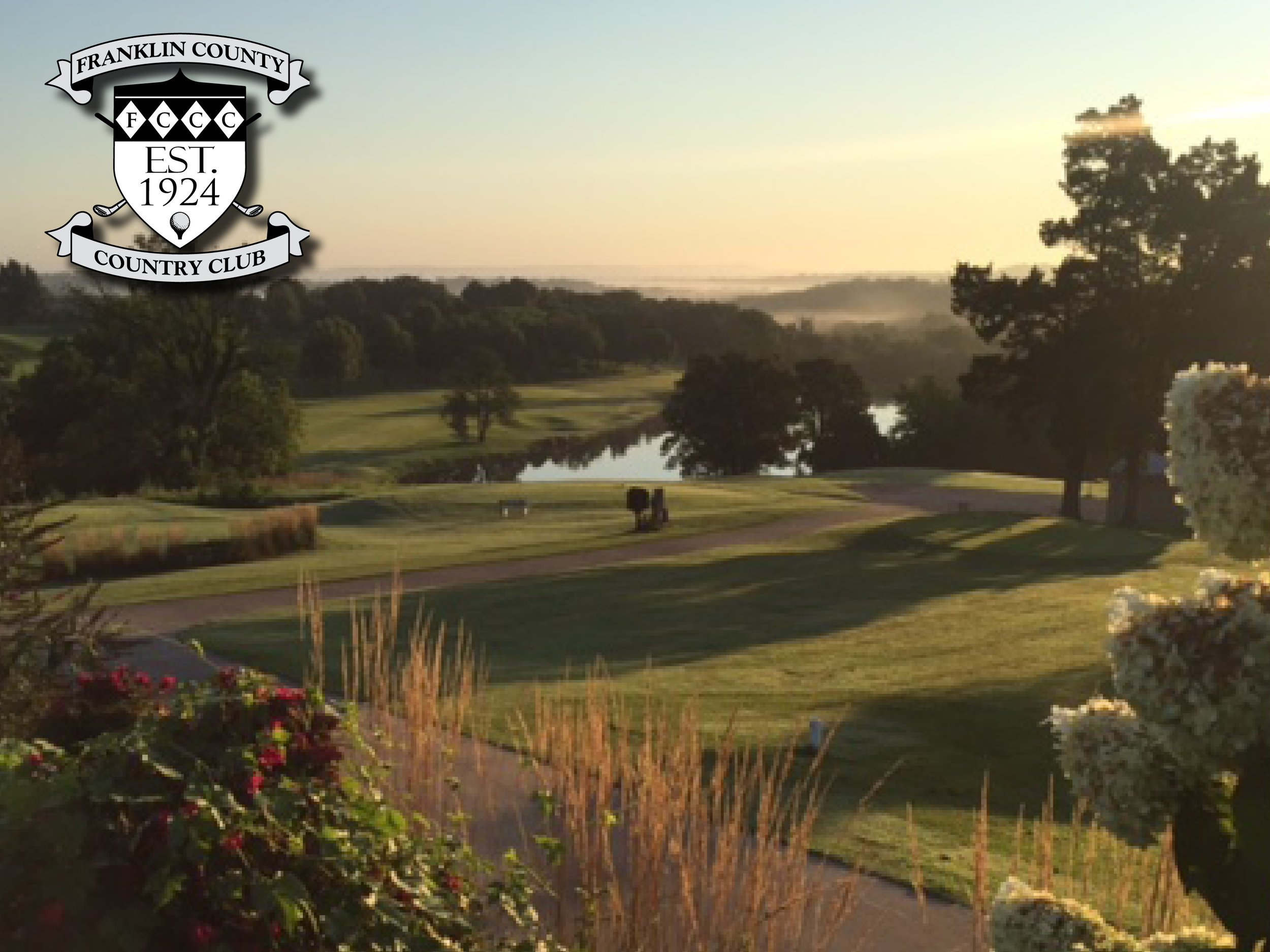 WASHINGTON, MO | Playoff Event #2 | PRIVATE CLUB - Franklin County Country ClubSunday, September 8th$115