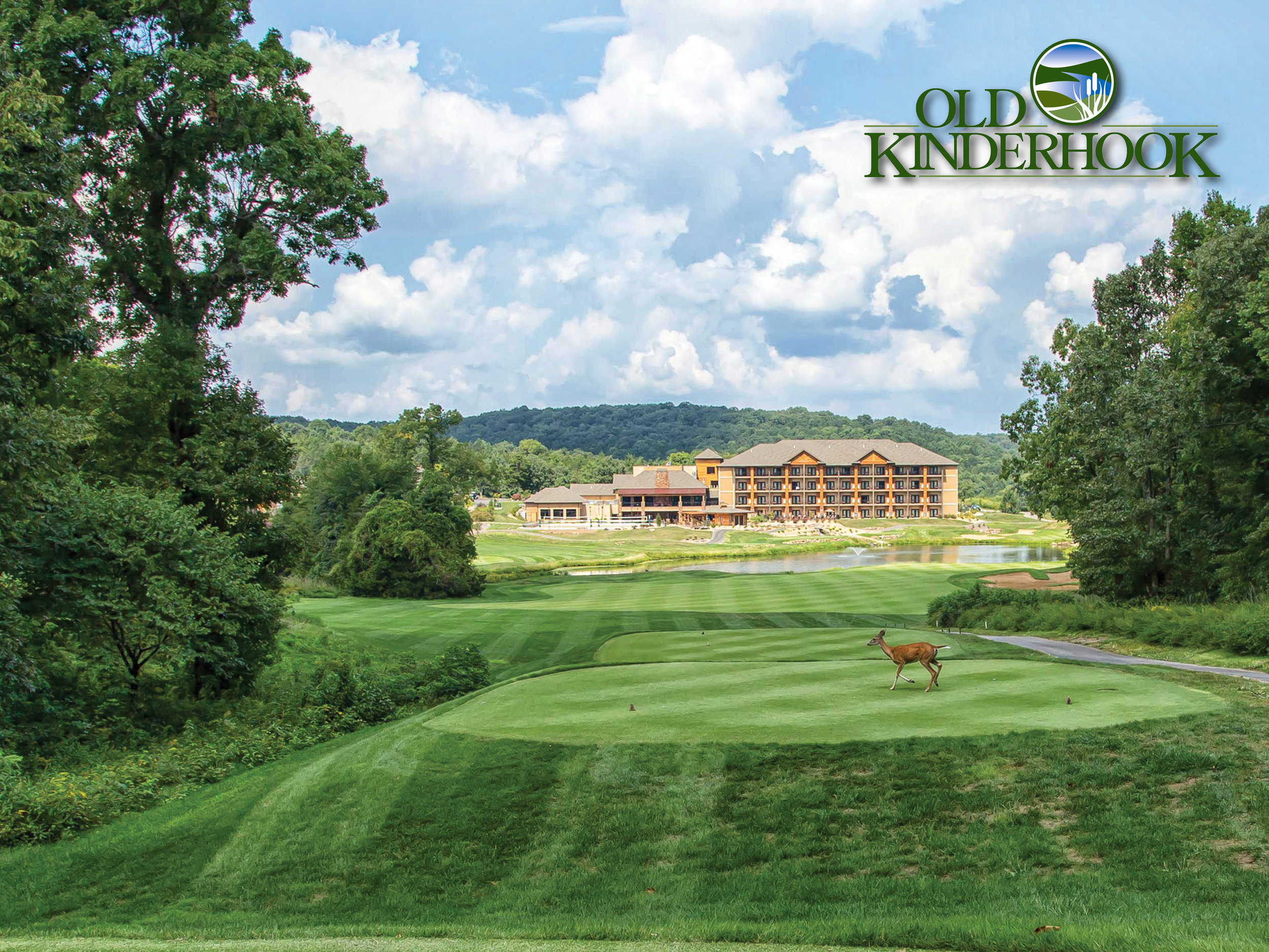 CAmdenton, MO | #2 Ranked course in Missouri - OLD KINDERHOOKSunday, JULY 14th$125
