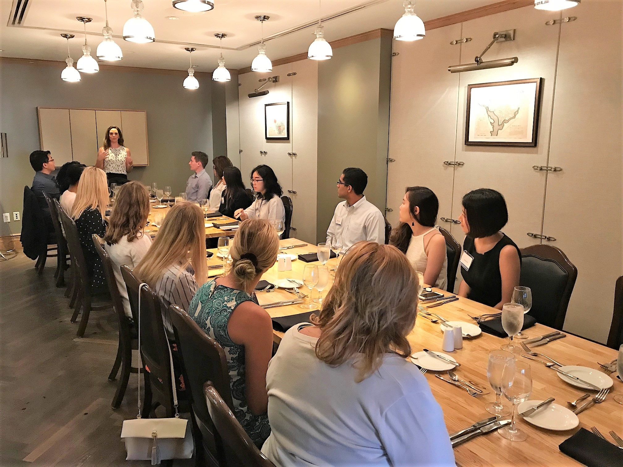 Private Dining Etiquette Course