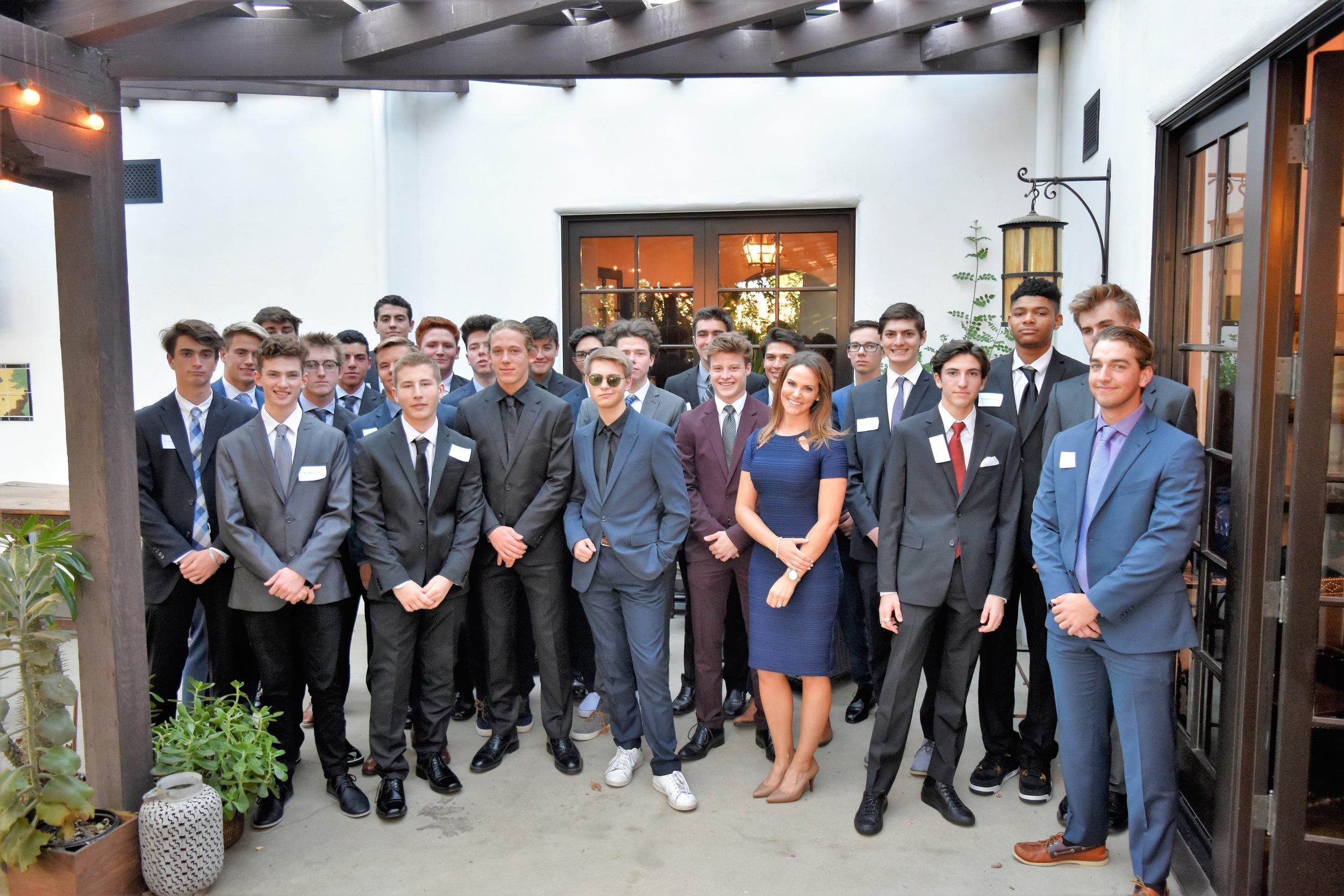 National League of Young Men Social Etiquette