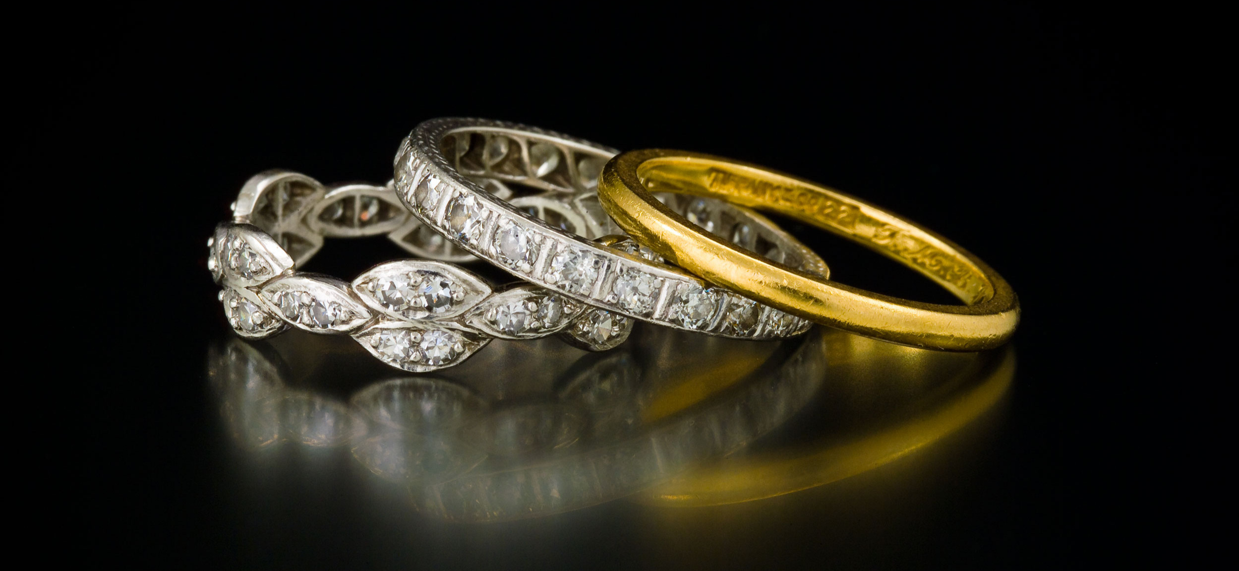 - Portland's Best Collection of Vintage Engagement Ringsfeaturing Ethical Old Cut Diamonds