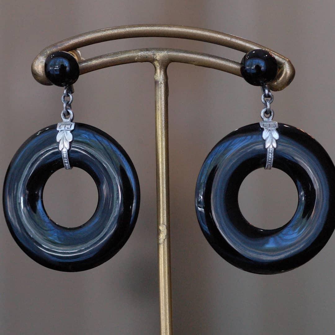 Art Deco Earrings
