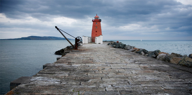 Poolbeg Lighthouse pier walk.jpg