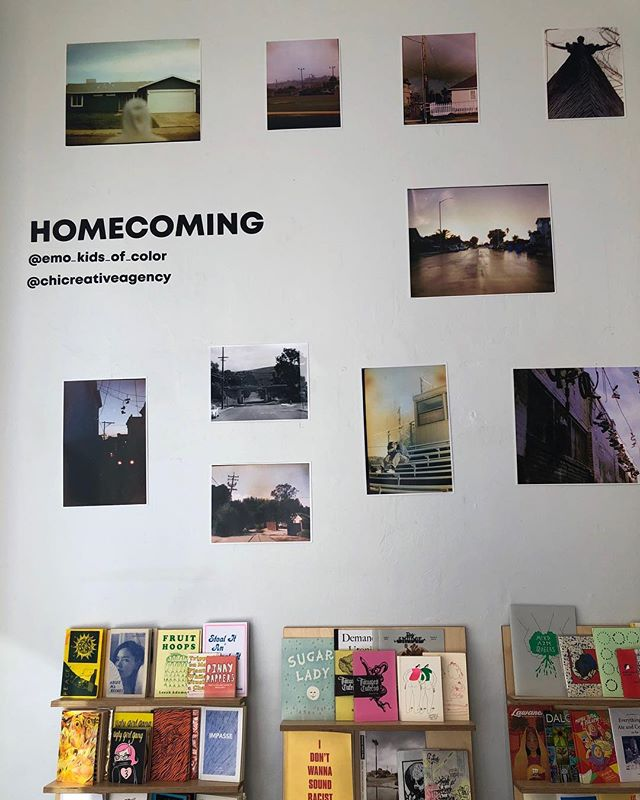 Peek at all the fun tonight 🌙 at @1418fulton 🤩 on our Instagram stories 📲 Give us a shout and tag us in your photos 📸@emo_kids_of_color @chicreativeagency #homecoming #ekoctour2019 #fresno #arthop #arthopfresno