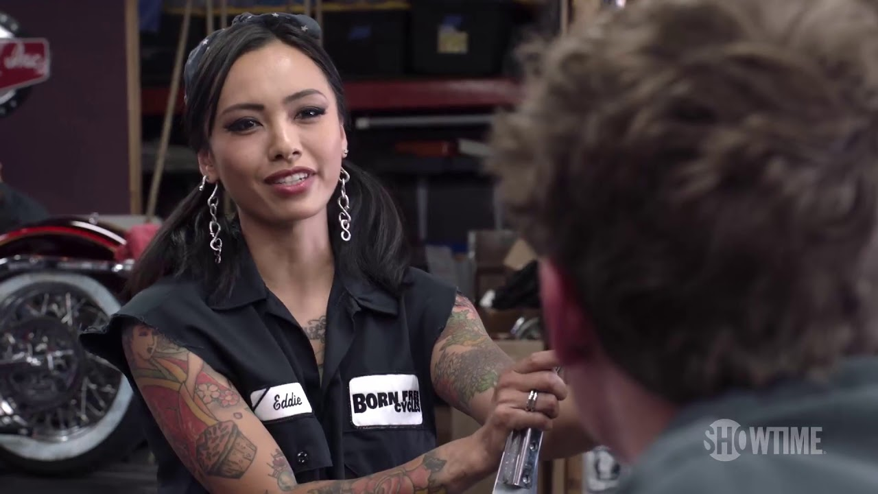 Levy Tran in Shameless Season 8