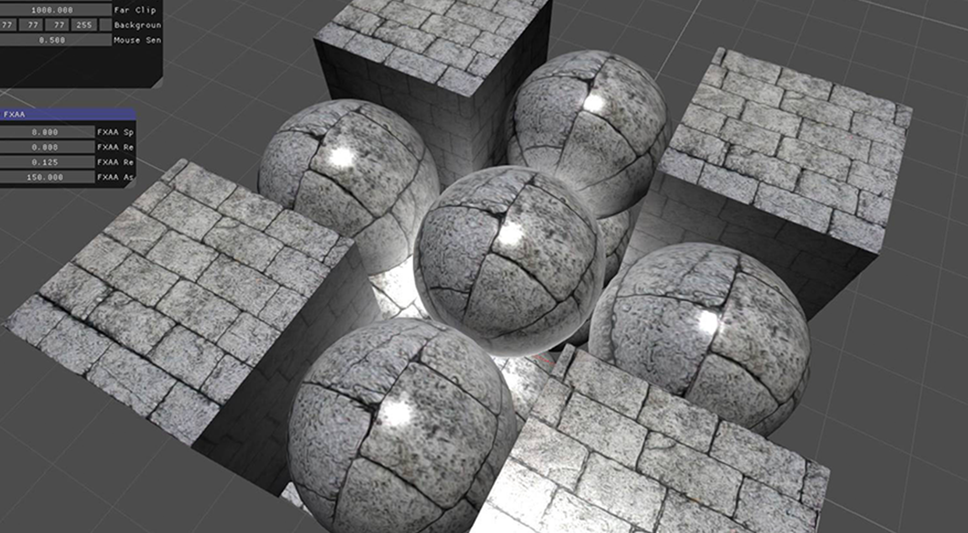 C++ Game Engine - A game engine built with OpenGL & PhysX