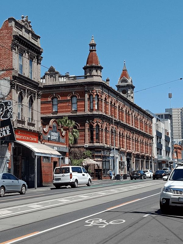 Brunswick Street -