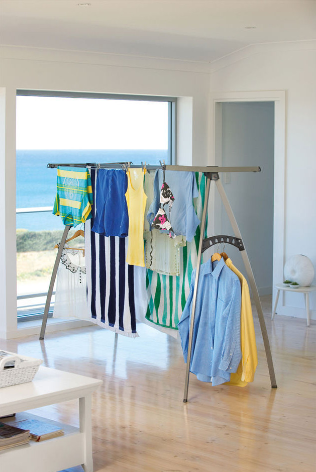 Perfect for large washing requirements - Come in and see our portable clothesline range for yourself. Located in Newcastle, NSW (Mayfield West).