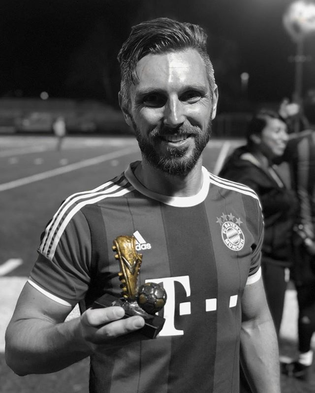No matter our age or experience, we all still desire attention and recognition. We see you Guilleme Mateau, Golden Boot Winner #goldenboot #uknowucare #morethanagame #foreveryoung