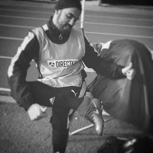 """I sure hope your as good as you look"" . . . #soccerlife #instasoccer #directkix #losangelessoccer #dklifestyle"