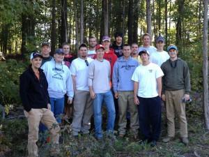 NCSU BassPack volunteers