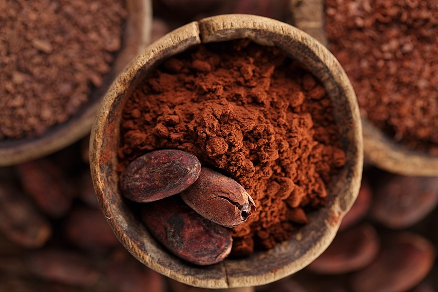"""A connection with the divine - Cacao ceremonies promote physical and mental well-being, connection with our higher self, our power, and truth, openness to unity, love, ecstasy, and enhanced creativity.Cacao ceremonies have been around for thousands of years, originating back to Mayan and Aztec traditions in Mesoamerica. They are used for spiritual, medicinal, and ceremonial purposes for inner awakening and creative guidance. Theobroma Cacao fruit has been used in Brazil as a medicine for its several healing properties, one of them the high magnesium content, considered the """"secret to longevity"""". Cacao also increases blood flow (oxygen and nutrients) to the brain and induces the release of endorphins. The ceremony is an invitation to live a sensory experience of devotion where we will chant many mantras for the opening of the heart chakra and dance together in deep connection with the divine."""