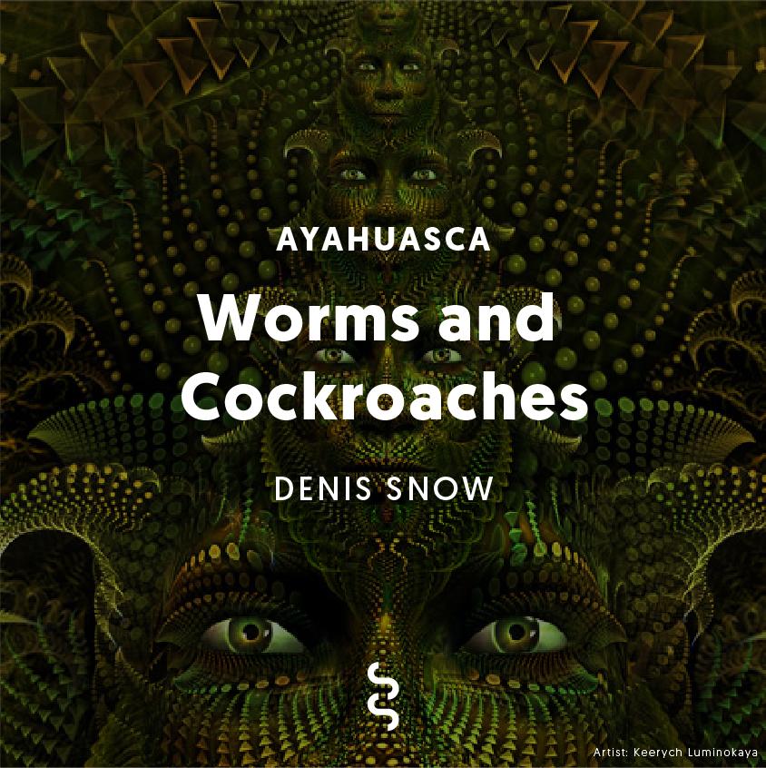 2  Ayahuasca: Worms & Cockroaches   32 min 55 sec   01 @ rapossa  - Flake (Original Mix) 02 @ ZHU  - Intoxicate (Original Mix) 03 @ oliverkoletzki  - A Star Called Akasha (Super Flus Fragrance of Moon Mix) 04 @ carloruetz  - Klangbeispiel 05 @ leeu88 & @ mig_madiq  - Axis (Original Mix) 06 @ mulyamusic  - Brick Talks 07 @ Echoel  - Good Times (@ nutia  Remix) 08 @ ozgurcansthlm  - Trivia (Alex Caytas & Aleks Patz Remix)