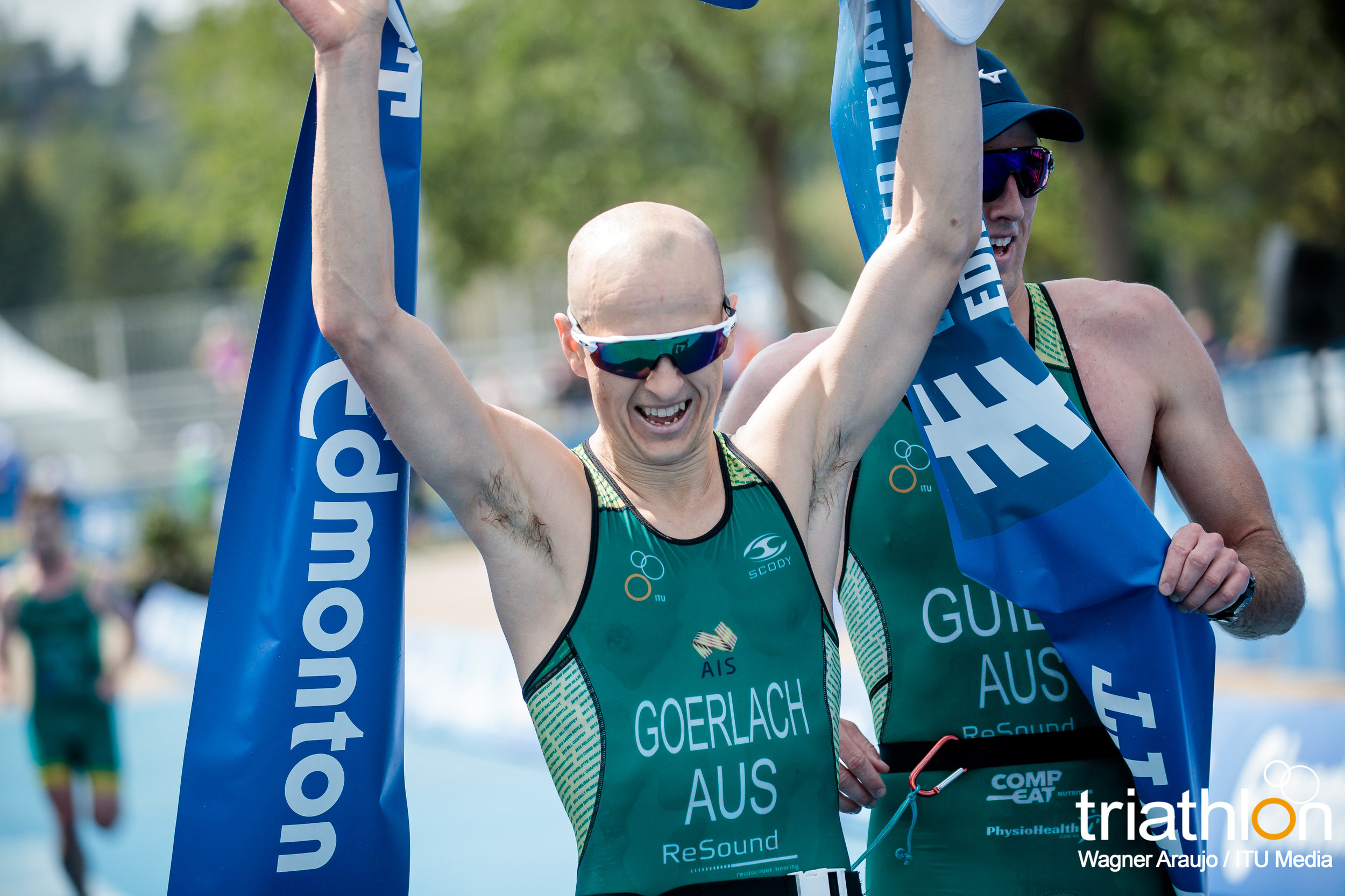 Jonathan Goerlach's incredible journey to glory in Edmonton