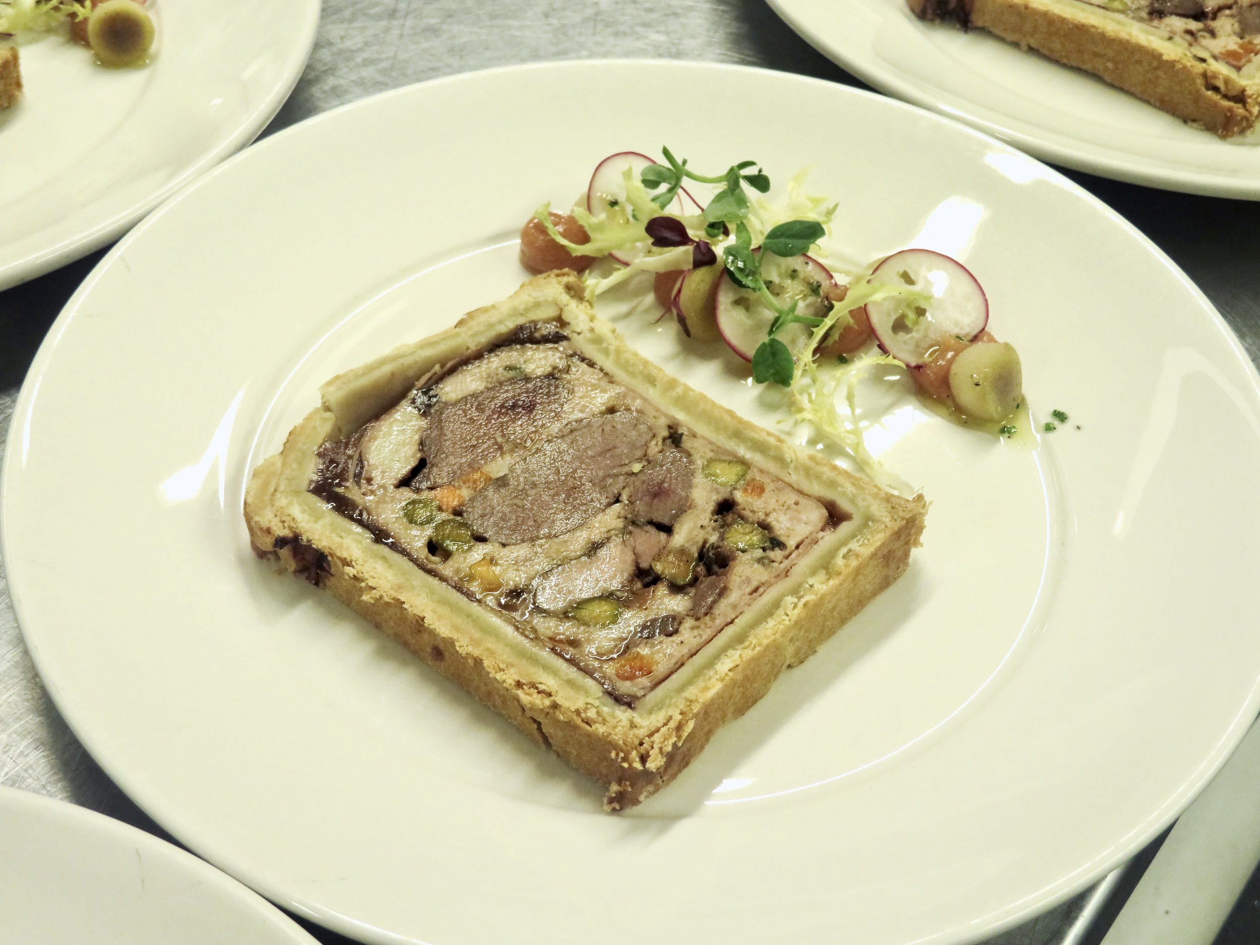 highland game pate en croute