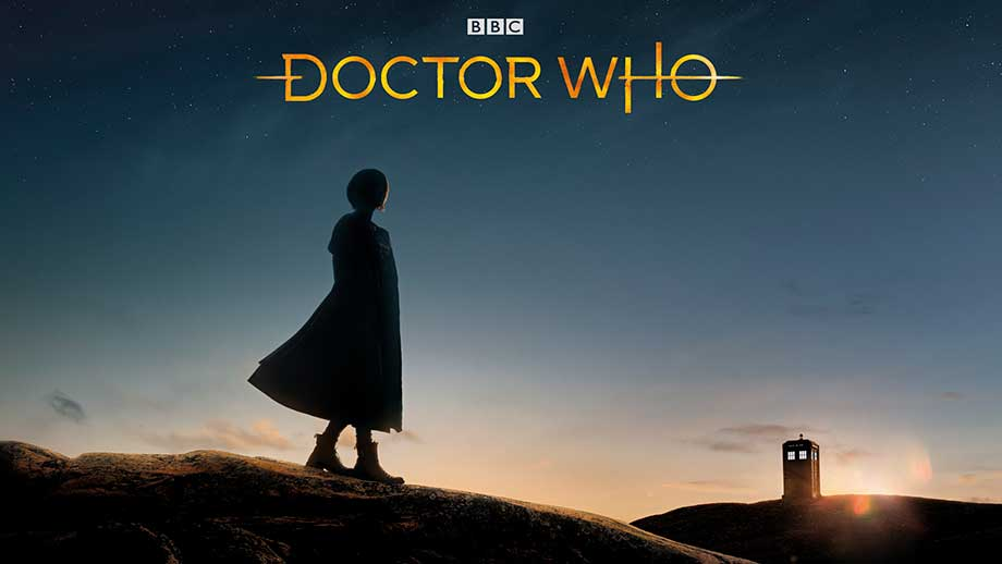Doctor Who Series 11 Promo image. Photo credit: BBC