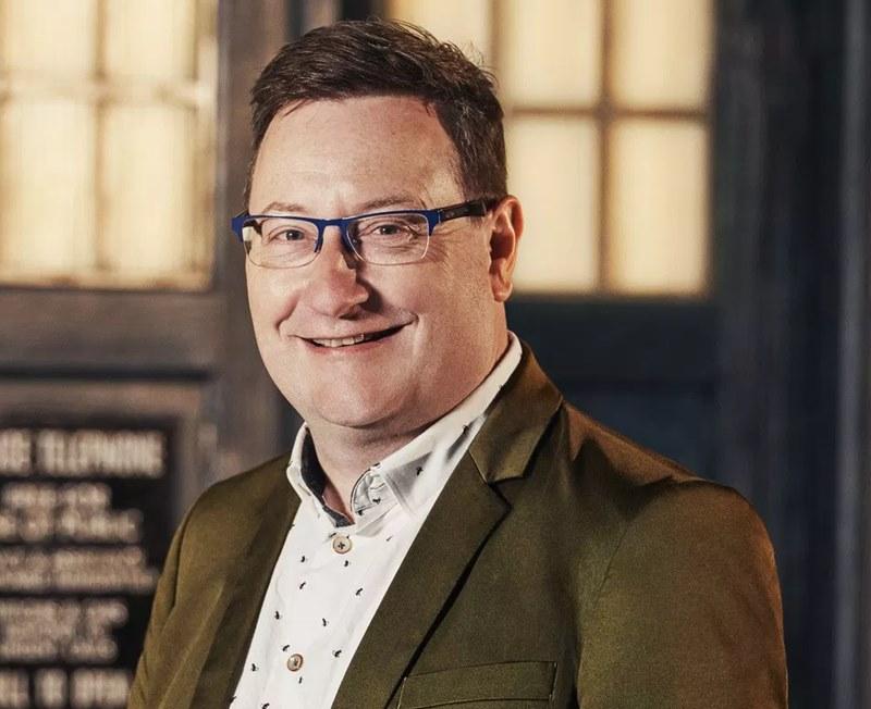 Doctor Who's new showruner, Chris Chibnall. Image via  Tardis.wikia.com