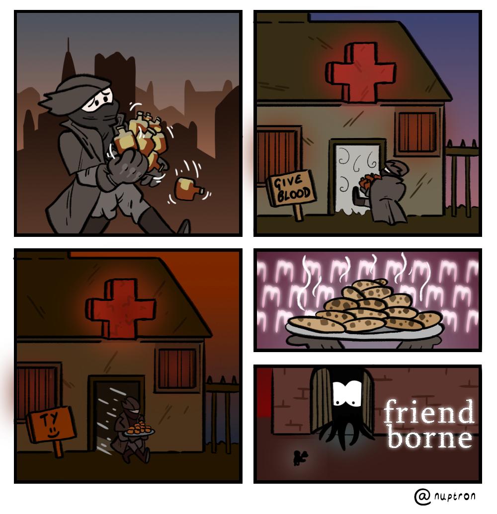 bleedburn