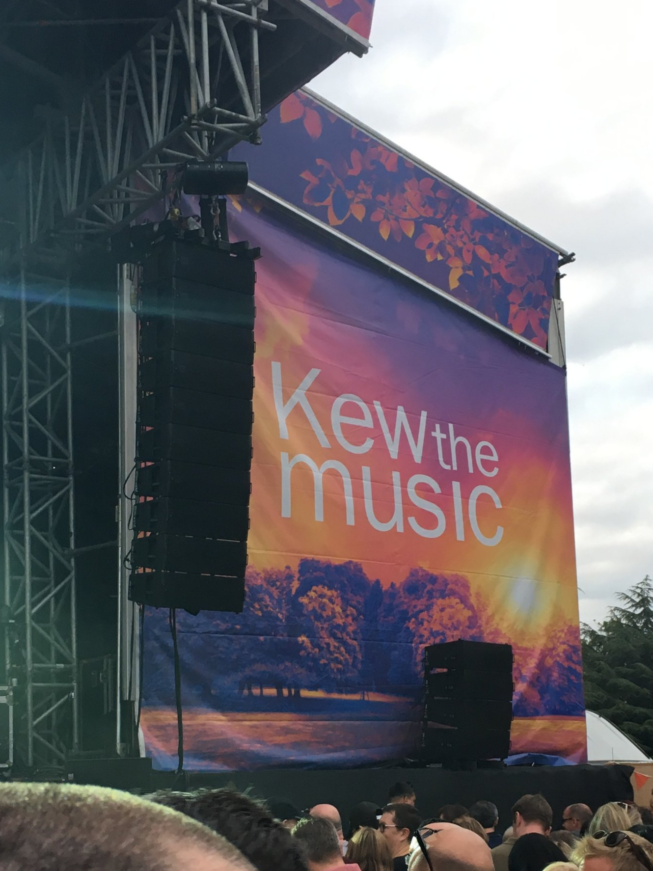 Kew The Music. All photos taken by Matt Dobbie