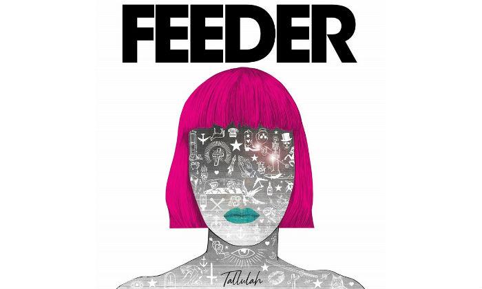 Tallulah, the Tenth studio album from Feeder