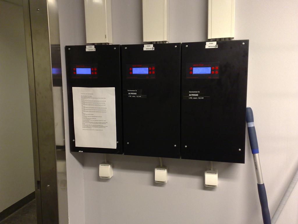 Scandic Hotel Oulu,  3 control centers.jpg